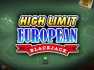 High Limit European Blackjack в Joycasino